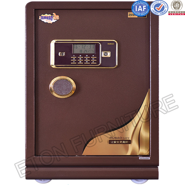 Antiwater Anticorrosion Automatically Alarm Metal Full Enclosed Safes Safe Box