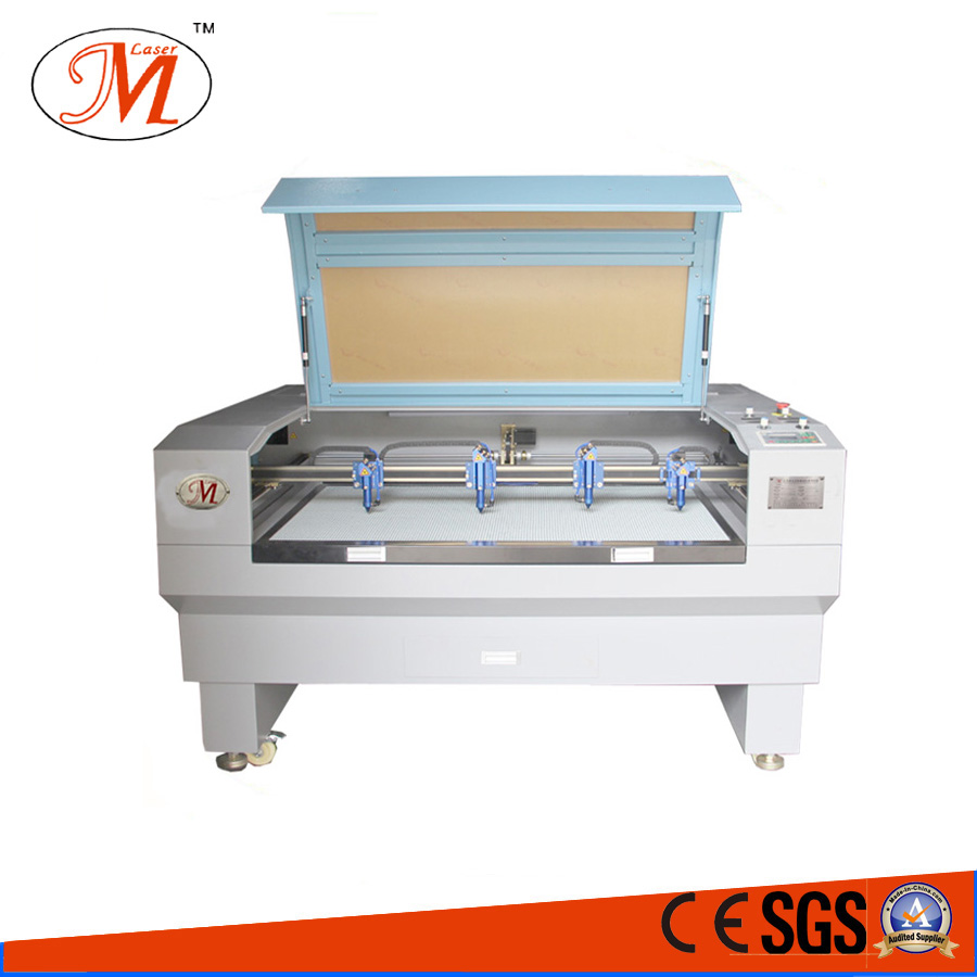 Laser Cutting or Engrave Machine for Rubber (JM-1390-4T)