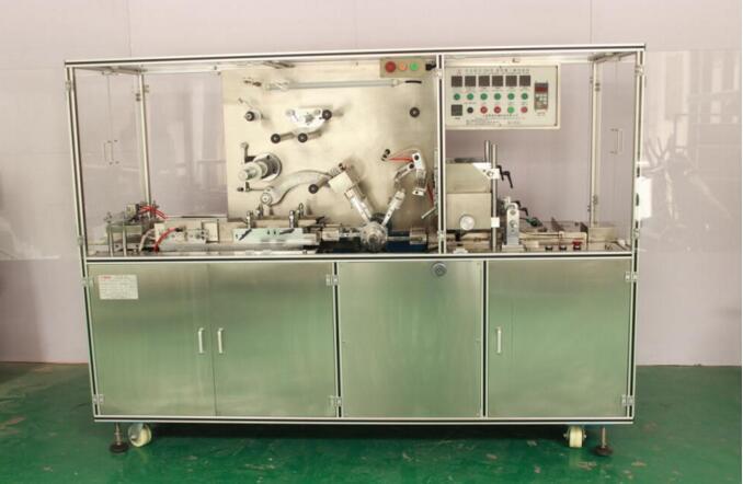 China Kaiyi Automatic Cigarette Wrapping Machine