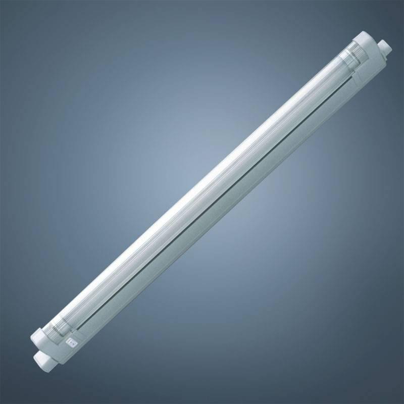 T4 fluorescent lighting fixture
