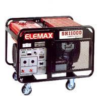 Elemax generator (SH15000)
