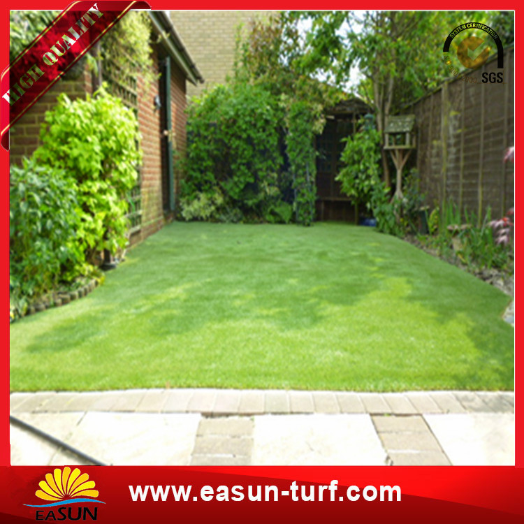natural artificial grass for garden and landscaping-Donut