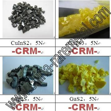 Copper Indium Gallium Selenium sputtering target film-CRM Material Co. Ltd.