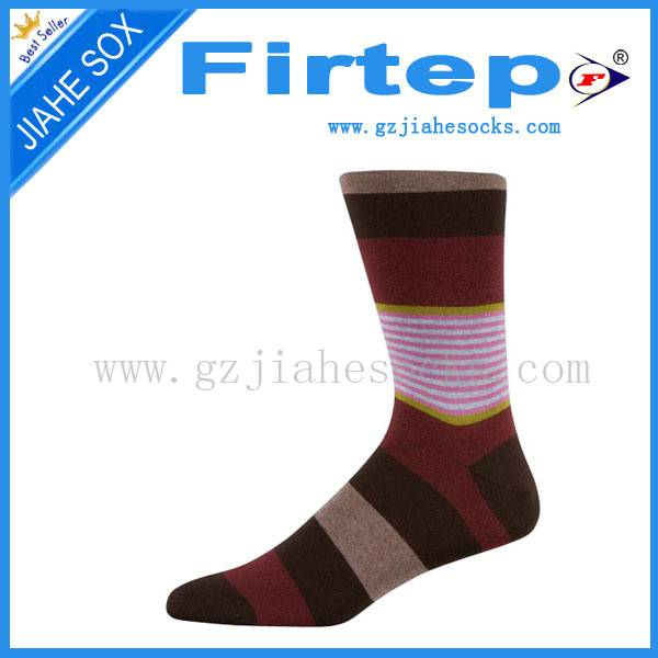 Fashion Adult Mens casual Cotton Socks