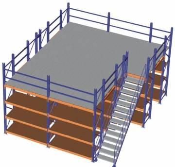 Steel Structure Garret/Plateform