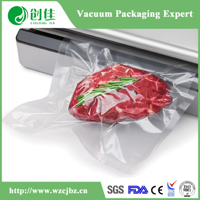 pa nylon pe polyethylene food plastic packing bag bags
