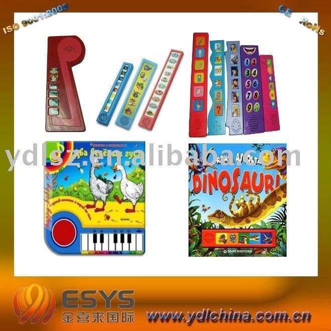 sound pads& musical books