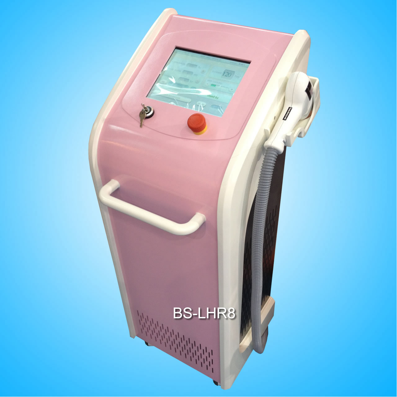 808nm diode laser hair removal machine with CE