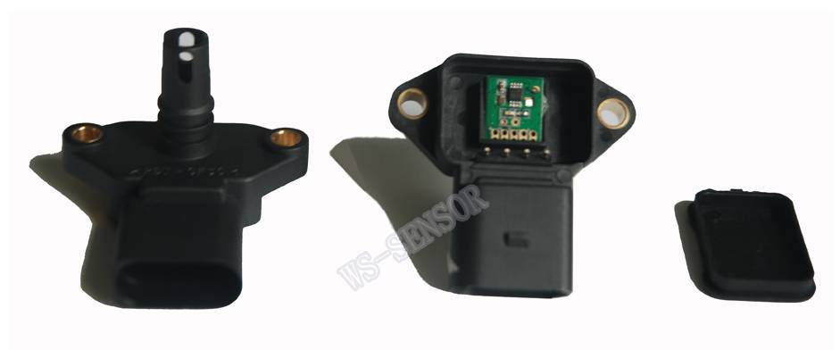 Car air intake pressure sensor