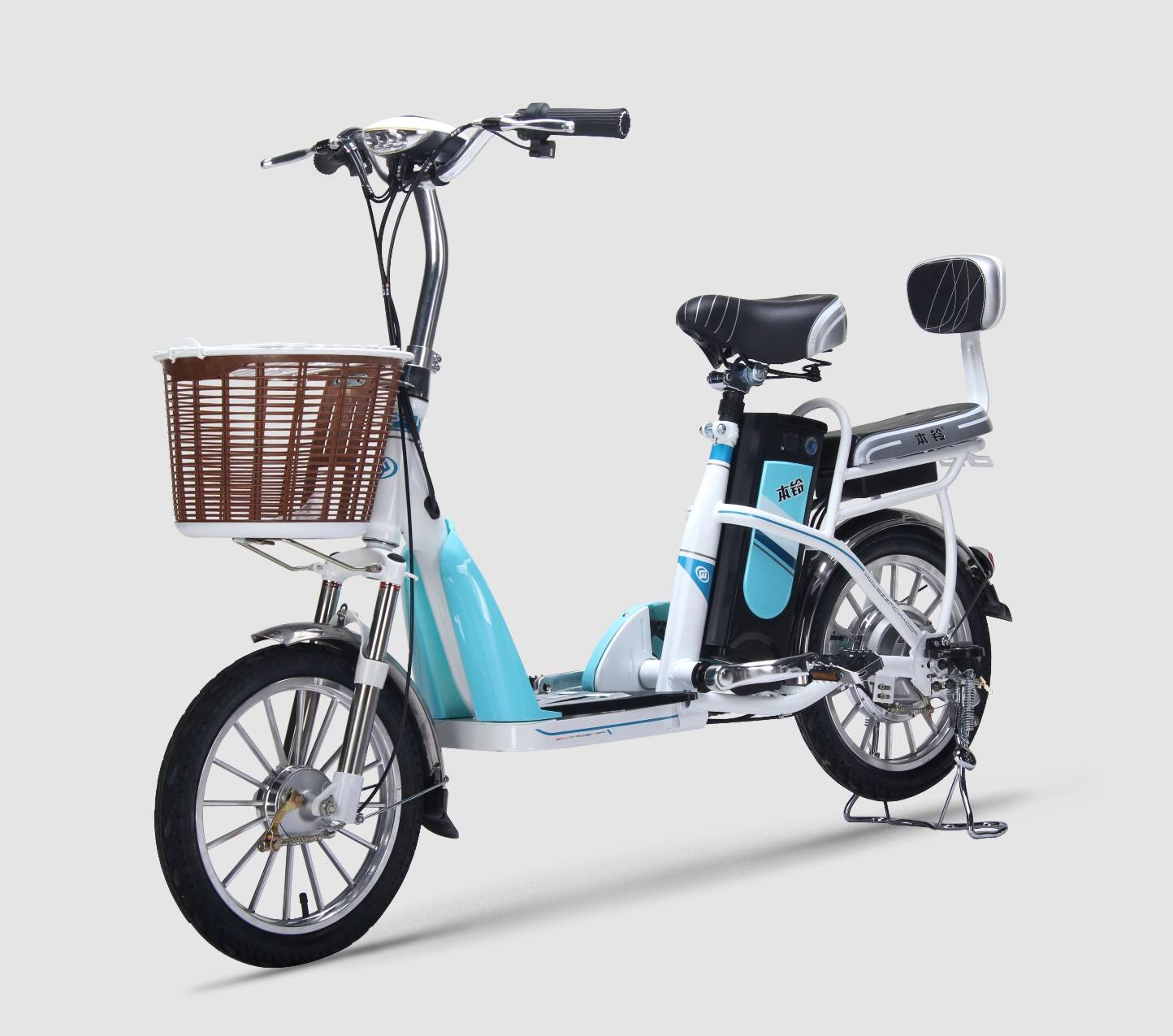 16 inch 240W 25KM/H Electric Bicycle with padals