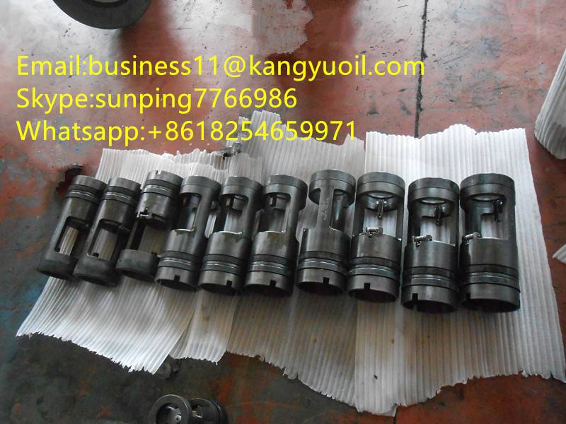API material AISI4145H drill pipe float valve size 5F-6R/6F