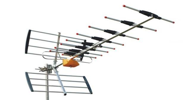 HDTV Digital Outdoor TV Antenna HD-0812