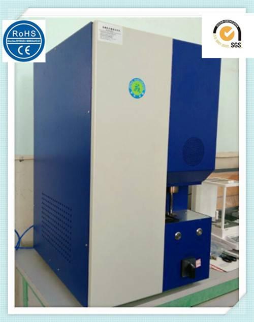 HF IR carbon sulfur analyzer