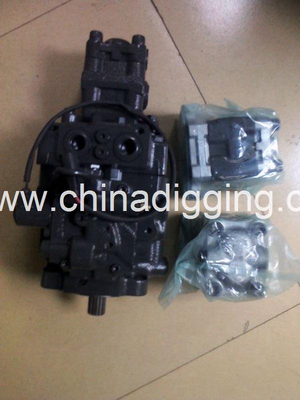 Komatsu PC50MR-2 hydraulic pump