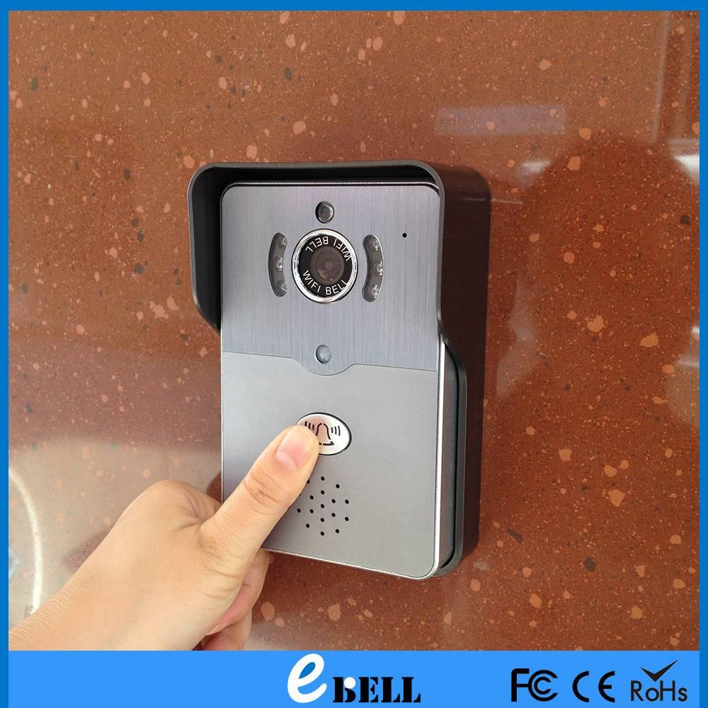 Wireless Home Security Waterproof IP Wifi Video Doorbell