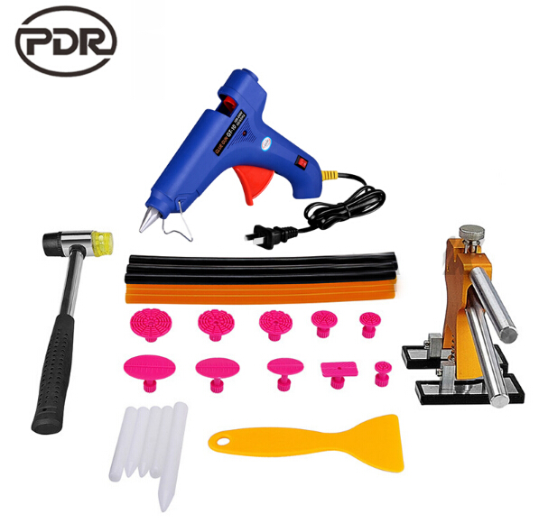 Auto Super PDR dent removal car dent remover tool kits
