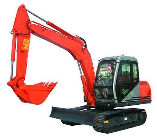 BH65/BH80 Crawler Excavator