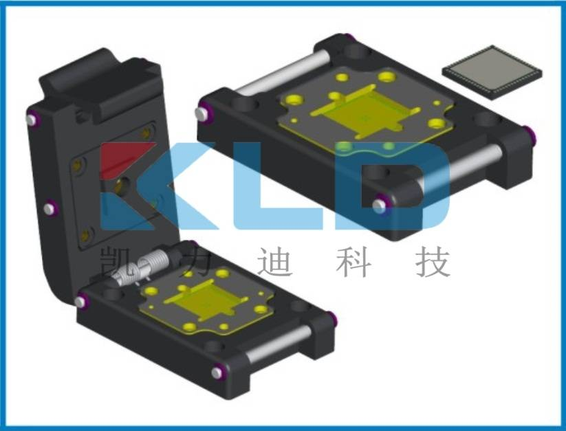 IC Founction Test Fixture