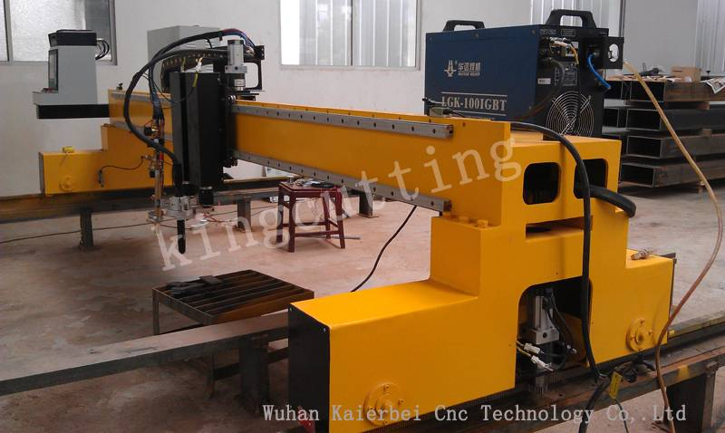 economical gantry cnc cutting machine