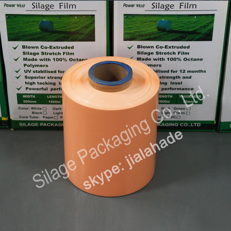 Manufacturer Farm Stretch Film for Agriculture Storaging, hot sale Canada Stretch Film