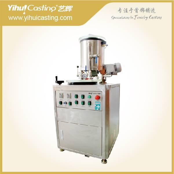 Jewelry Vacuum Investment casting powder mixer machinery
