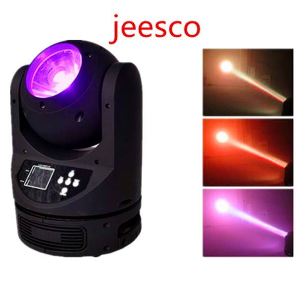 Hot sale Mini 60W RGBW 4in1 Super Infinity Beam LED Moving Light