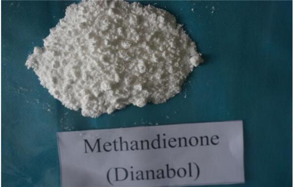 Oral Dianabol Raw Hormone Powders Methandienone White D-bol Powder CAS 72-63-9