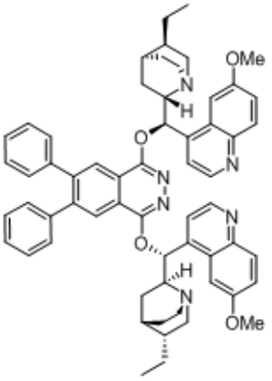 1,4-bis-(9-O-dihydroquinyl)-6,7-diphenylphthalazine
