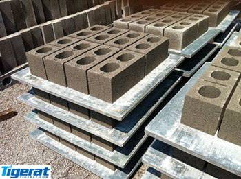 PVC Pallet for Block Machinery