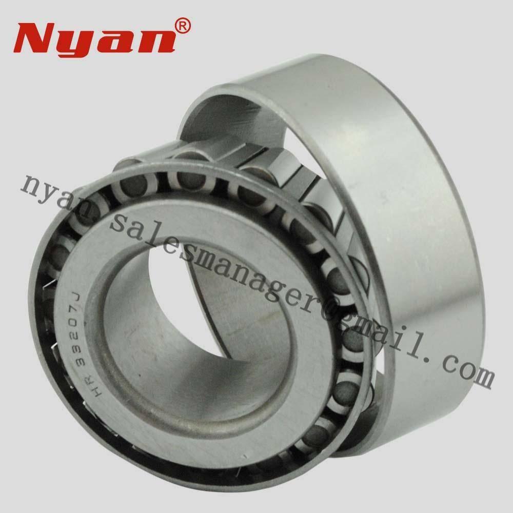 Excavator Bearings supplier manufacturer NYAN Bearing hr33207j