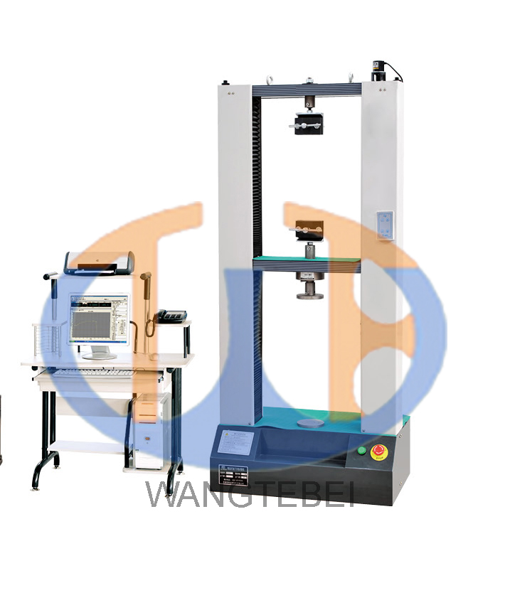 olyethylene(PE) pipes and fittings tensile strength testing machine ISO 13953
