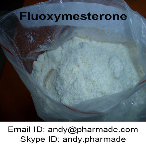 99% BP80 Fluoxymesterone Halotestin Powder Anabolic Steroids Bodybuilding