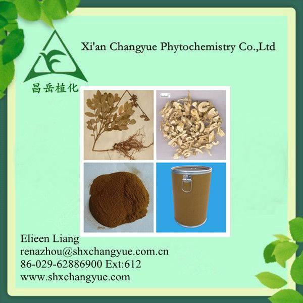 Natural Densefruit Pitany Root-bark Extract