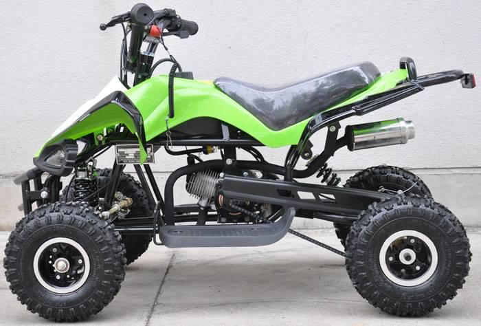 49cc 2-stroke: ATV49Q