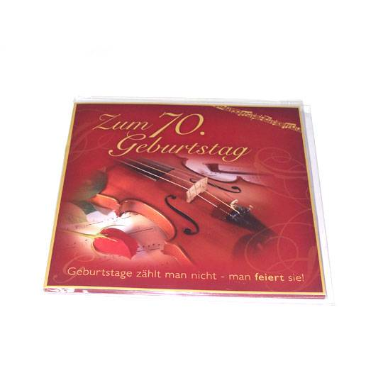 Music Big Greeting Card