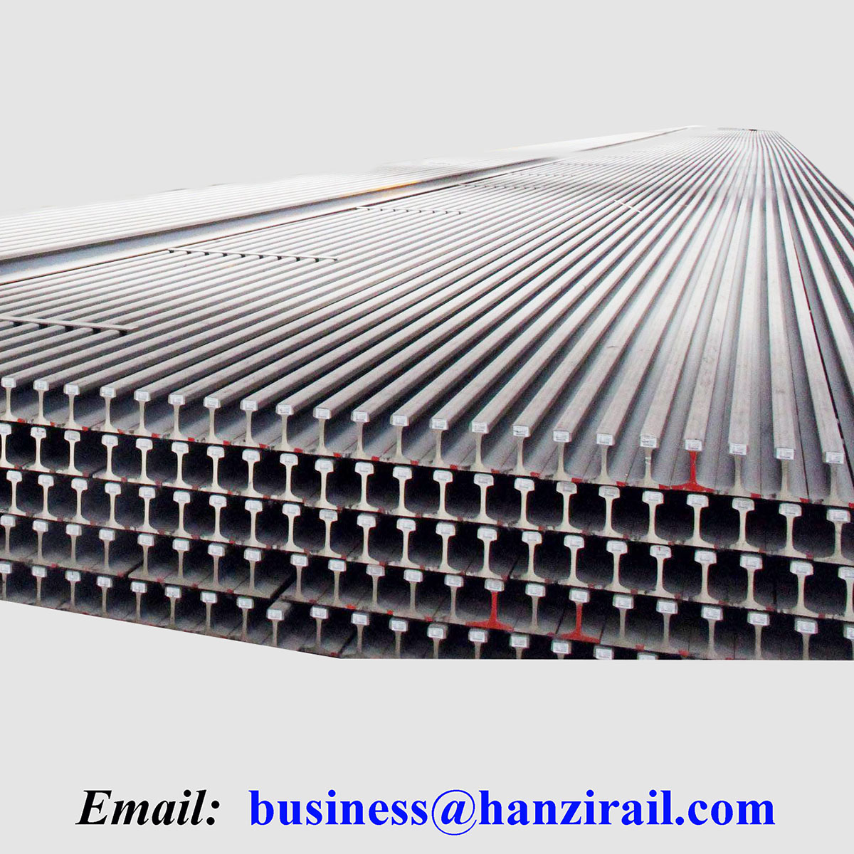 TR68 Steel Rail Producer