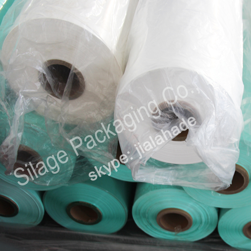Hot Sale Film, Packing Film for Baler, Good Tensile film, Opaque agriculture Film for New zealand