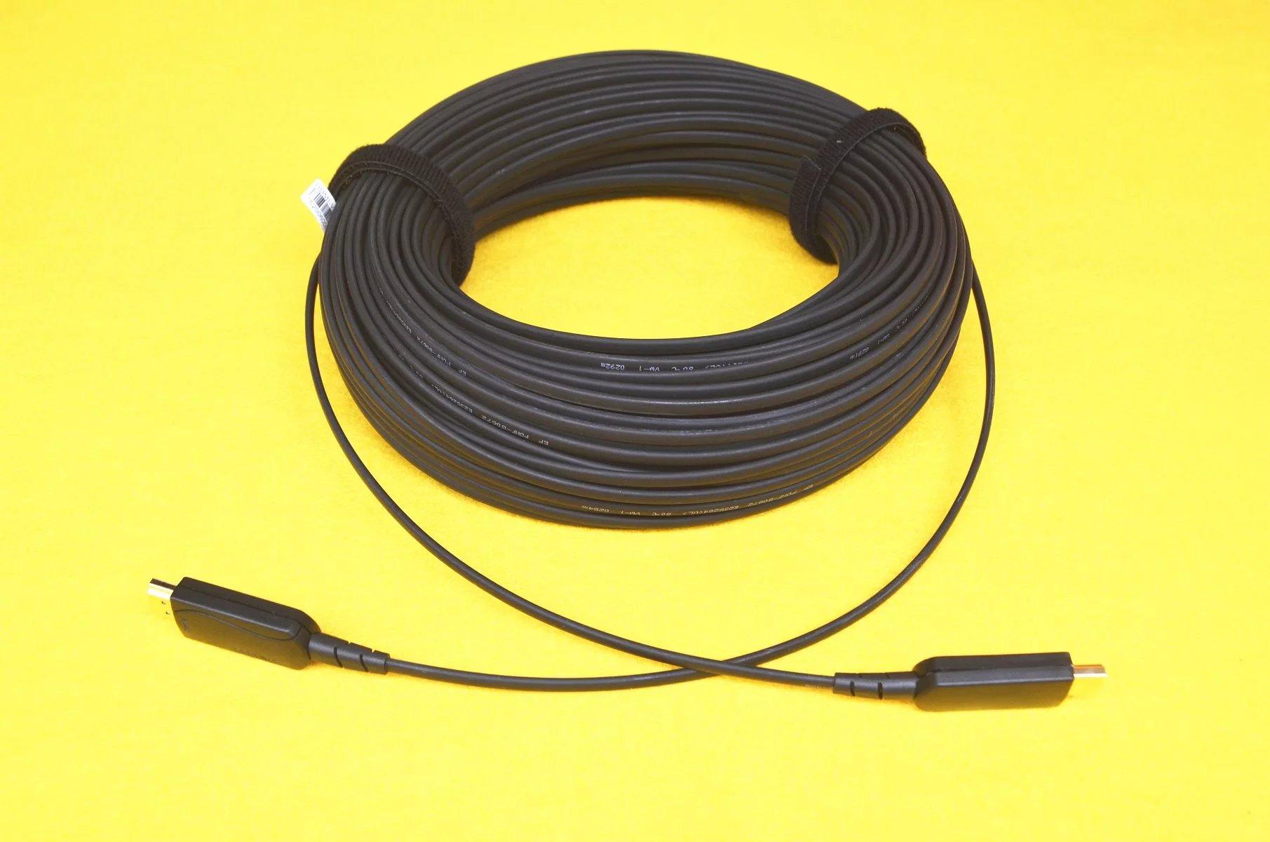 HDMI AOC fiber optic cable