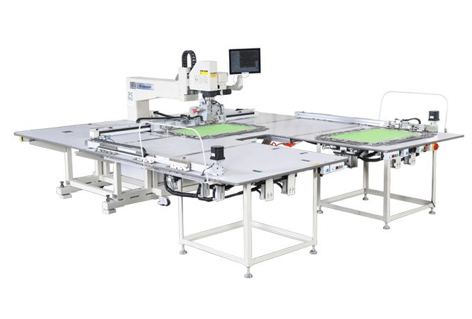 Richpeace Automatic 360-Degree Rotating Single Needle Sewing Machine