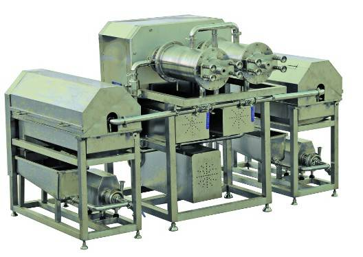 soya milk squeezing extracting machine