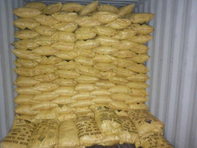 Packaging & Delivery  Packaging Details:	25kg per compound Bag, 40 bags per pallet, 12 Tons with the
