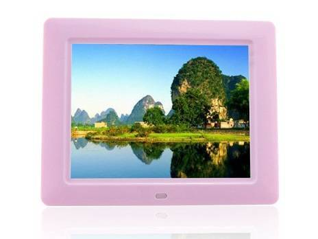 "GB-800D    (8"" digital photo frame)"