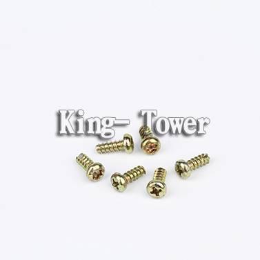 High precision micro screw for computer