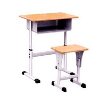 School furniture-Individual Desk And Bench