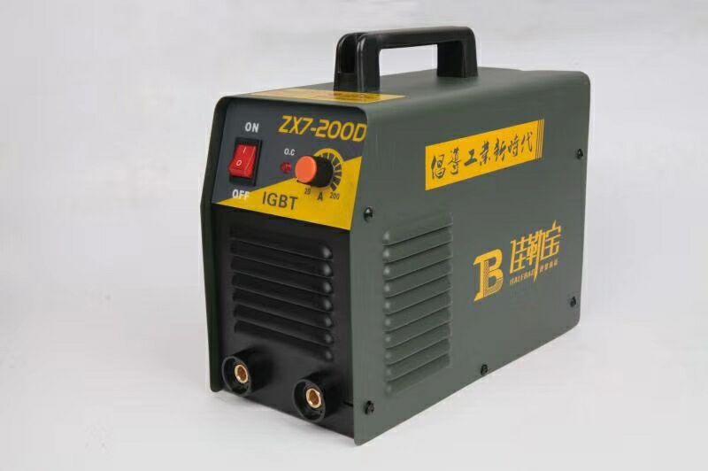 MMA -200D Inverter DC manual arc welding machine