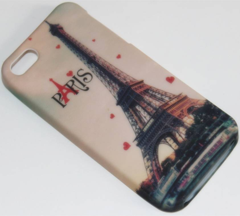 OEM TPU cellphone cover with high quality water transfer print