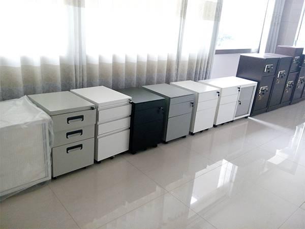 office furniture type metal locker mobile drawer  cabinet