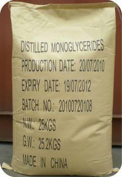 Manufacturer of Distilled Monoglycerides (E471)