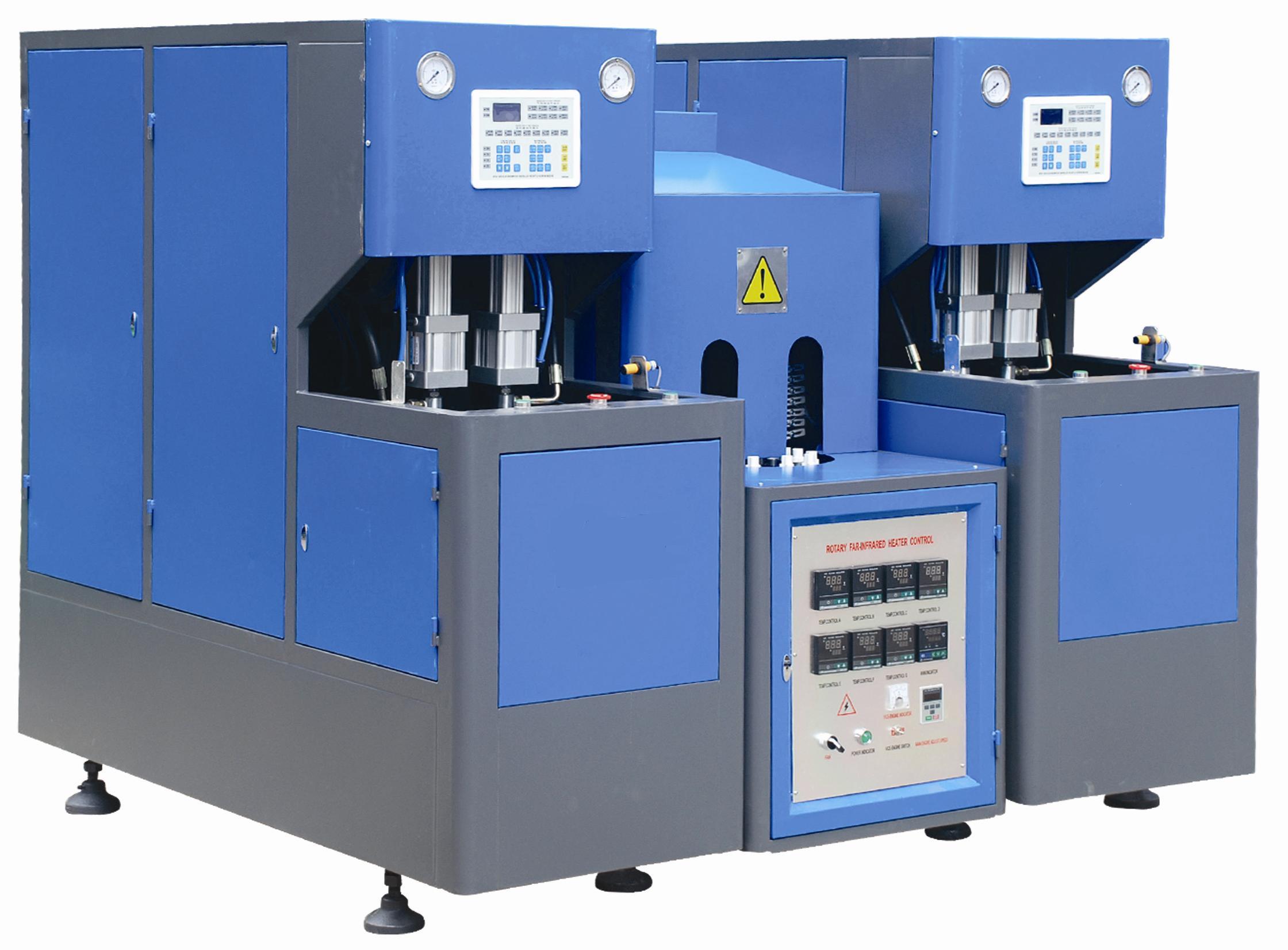 Bottle Blow Molding Machine 1600B/H @500ml
