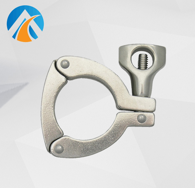 Sanitary stainles steel tri clamp